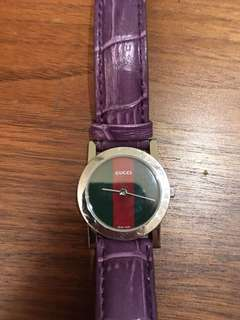 100% Real Gucci Watch