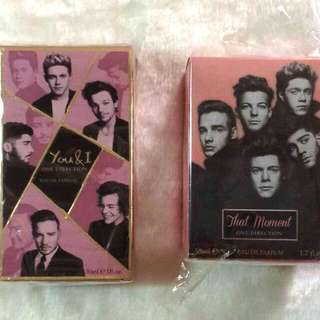 One Direction Perfumes Bundle