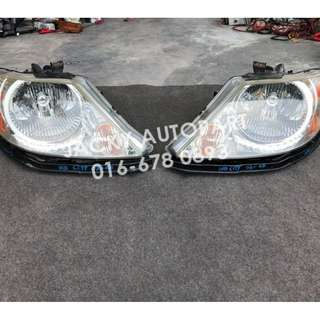 Lampu Head lamp Light Hid Honda City Aria GD8 Jpn