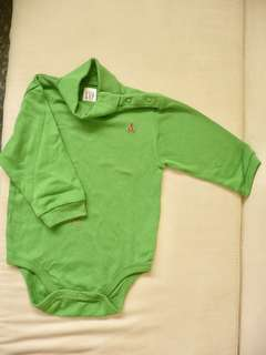Baby GAP Long-sleeved Romper (New)