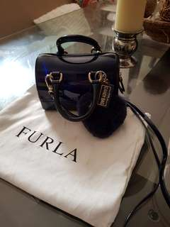 Furla mini Cookie candy bag