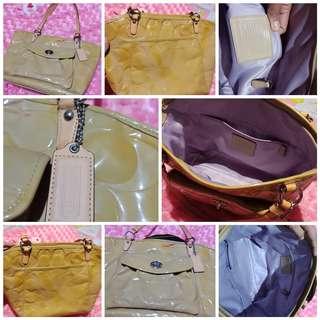 Preloved original coach bag