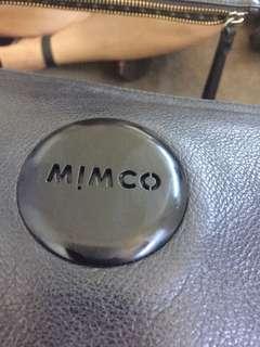 Medium mimco pouch