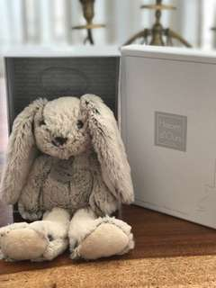 Rabbit Soft Toy From Paris