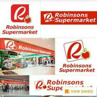 FREE 500 worth grocery with Robinson Supermarket