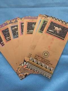 Zodiac Bookmarks
