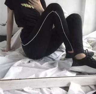 🚚 彈性休閒褲