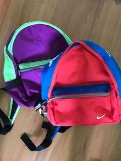 offer Nike Bag x2