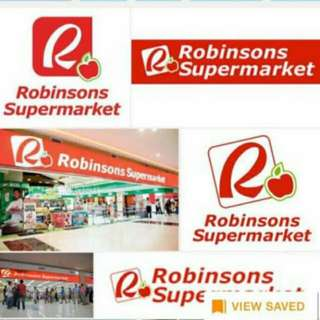 FREE 500 worth grocery with Robinson