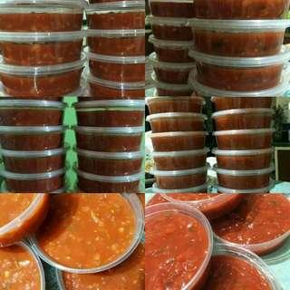 Home made Salsa dip!