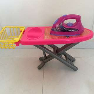 Barbie Musical ironing board
