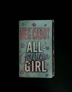 All American Girl by Meg Cabot