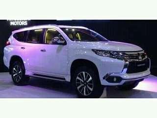 Mitsubishi pajero sport dakar 4x2 AT ( white)