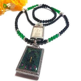Special Amulet Necklace With 3 + 1 mid hook(Special Design 1) weekend promo~