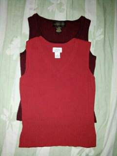 Authentic US Brand Sleeveless top