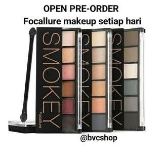 OPEN PO focallure makeup