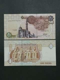Egypt 1 Pound 🇪🇬 !!!