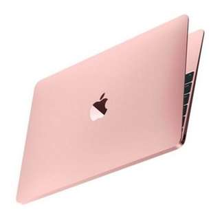 Kredit Tanpa CC Macbook 12 MNYM2 Rose Gold 2017