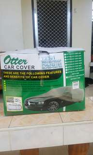 Adventure car cover