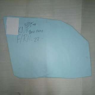 PERODUA KENARI FRONT DOOR GLASS LH OR RH GENUINE PART