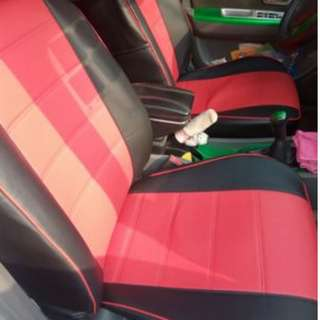 PU Leather Car Seat Cover (11pcs)