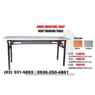 folding / seminar - table * office partition - furniture
