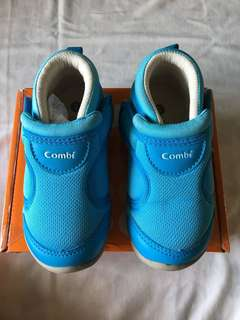 Combi Kids Blue Shoes