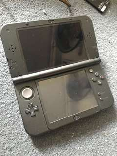 Nintendo 3DSXL w box