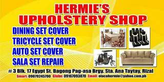 upholstery and customize furniture