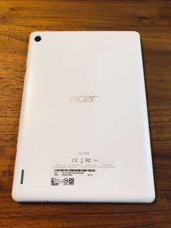 acer iconia a1-810 98%new