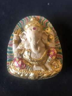 Thai Amulet - Phra Pikanet/ Ganesha