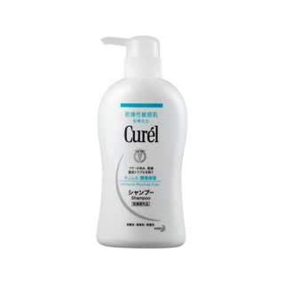 BN CUREL Shampoo 420ml
