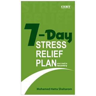7-Day Stress Relief Plan your road to recovery