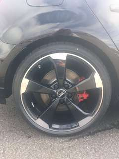 New Rs 3 rims 19' original