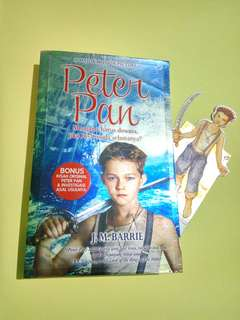 Peterpan Peter pan j.m barrie a major motion picture