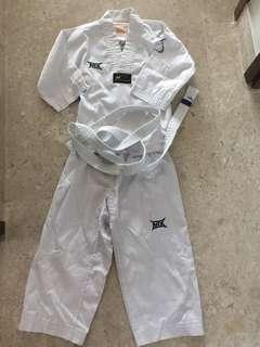 Taekwondo Uniform size 110