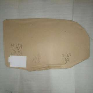 PROTON SAGA BLM REAR DOOR GLASS LH OR RH GENUINE PART