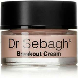 Final Sale $40 by 15/7*Brand New Dr Sebagh Breakout Cream for Acne/pimples & Oil Control 50ml