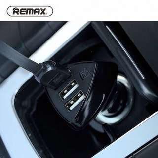 Remax Aliens Car Charger (RCC305)