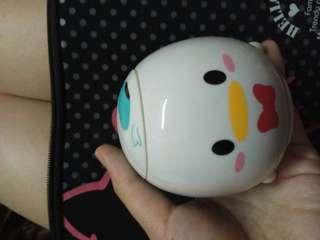 cute donald duck storage 唐老鴨儲物盒 新舊如圖