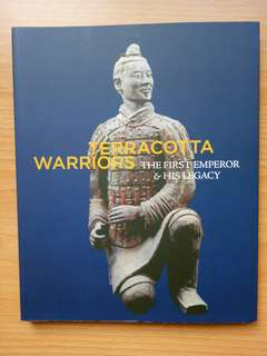 Brand New Terracotta Warriors (The first emperor & his legacy)
