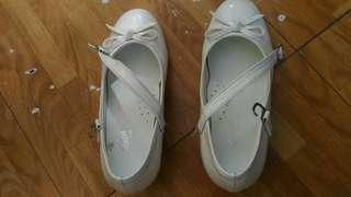 Sugar Kids White Doll Shoes