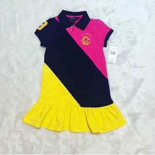 (Eda may22-28) authentic rare Ralph Lauren Dress