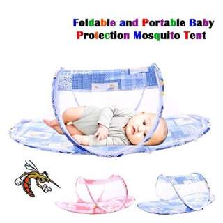 Portable Baby Protection Mosquito Net Tent