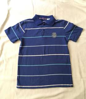 Charity Sale! Authentic Xowble Size Small Boy's Polo Shirt Age 8-9 Years Old