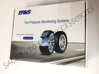 Tire Pressure Monitoring System(external)