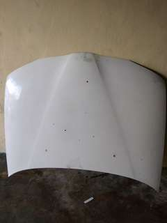 Bonet Depan Wira