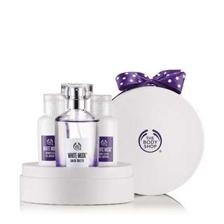 The Body Shop Gift Medium White Musk