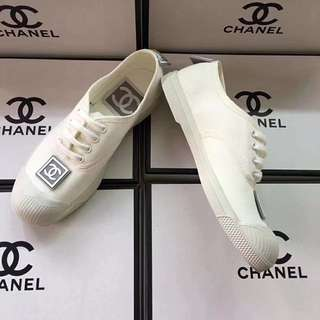 Chanel Spring Sneakers 春季小白鞋