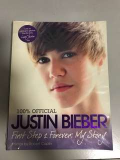 Justin Bieber story Book